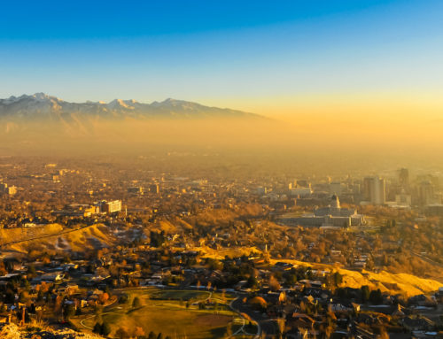 Salt Lake City Has Worst Air Quality in Nation