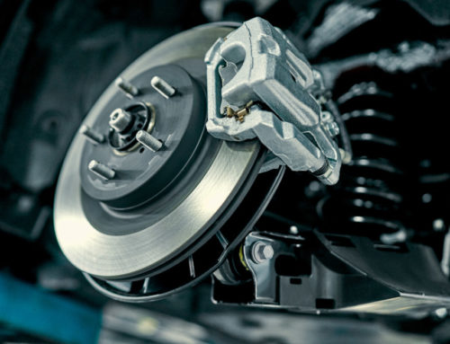 Automotive Basics: The Brake System