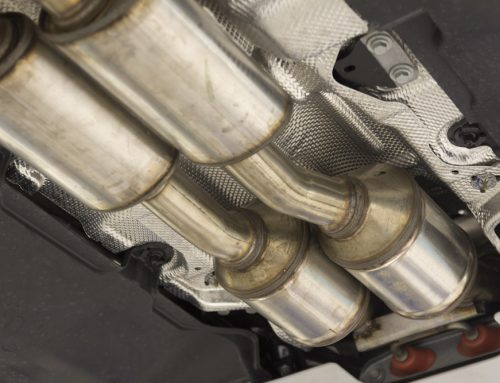 Car Parts Explained: The Catalytic Converter